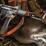 German Sturmgewehr 8mm Kurz StG44 Rifle lead