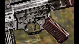 German Sturmgewehr 8mm Kurz StG44 Rifle trigger