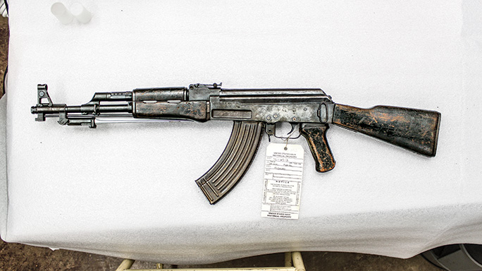 Military Surplus 2016 Vietnam War AK-47