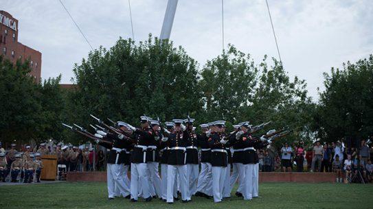 Marine Week Phoenix Opening Ceremony