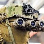 The Navy SEALs wore high-tech night vision goggles when rescuing hostages in Somalia.