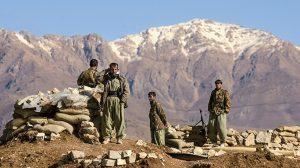 U.S. Forces teamed up with Kurdish Peshmerga fighters during Operation Viking Hammer.