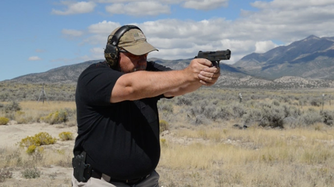 Sig Sauer Legion Series P229 video action