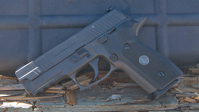 Sig Sauer Legion Series P229 video lead