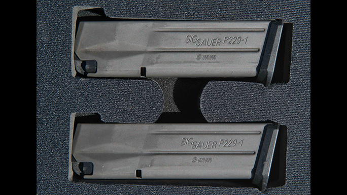 Sig Sauer Legion Series P229 video magazines