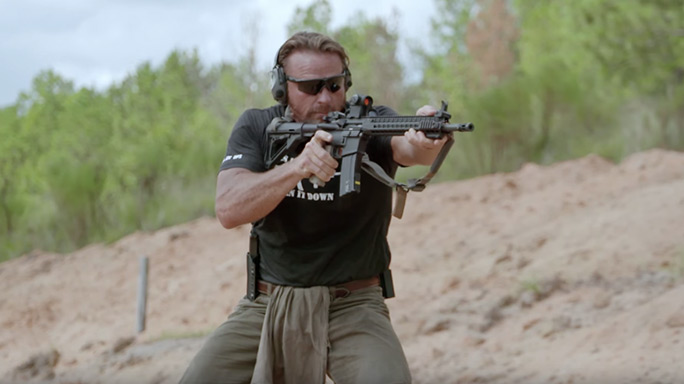 Panteao Pat McNamara Carbine TAPS Video