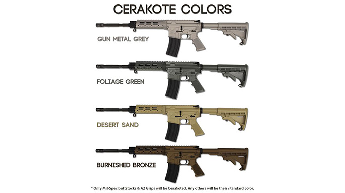 stag arms releases 4 new cerakote color options for ar 15 rifles