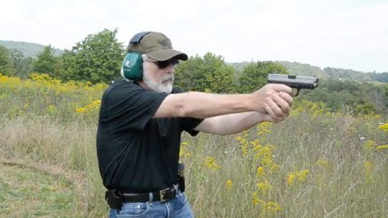 """Exclusive Video: Springfield Armory's New XD Mod.2 4"""" Service Model"""