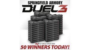 Springfield Armory $26K Handguns DUEL 3