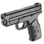 Springfield Armory XD 4-Inch Service Model Mod.2 9mm black angle left