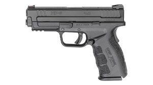 Springfield Armory XD 4-Inch Service Model Mod.2 9mm black left