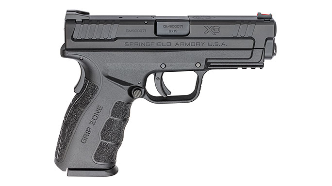 Springfield Armory XD 4-Inch Service Model Mod.2 9mm black right