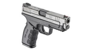 Springfield Armory XD 4-Inch Service Model Mod.2 9mm angle right