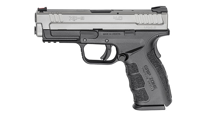 Springfield Armory XD 4-Inch Service Model Mod.2 9mm left