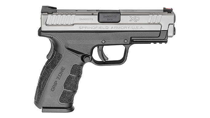Springfield Armory XD 4-Inch Service Model Mod.2 9mm right