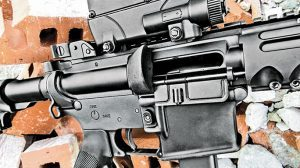 SWMP October Stag Arms Model 9T Rifle upper