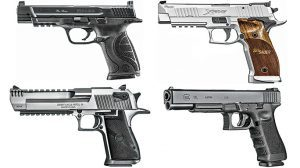 14 Long-Slide Handguns That Pack Maximum Power