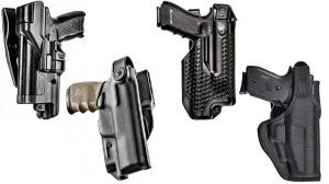 12 Gun-Grab Busting Holsters For Law Enforcement