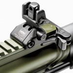 LWRC IC-PDW SBR SWMP October rear sight
