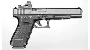 SWSO 15 Long-Slide Glock 40 Gen4 In MOS Configuration