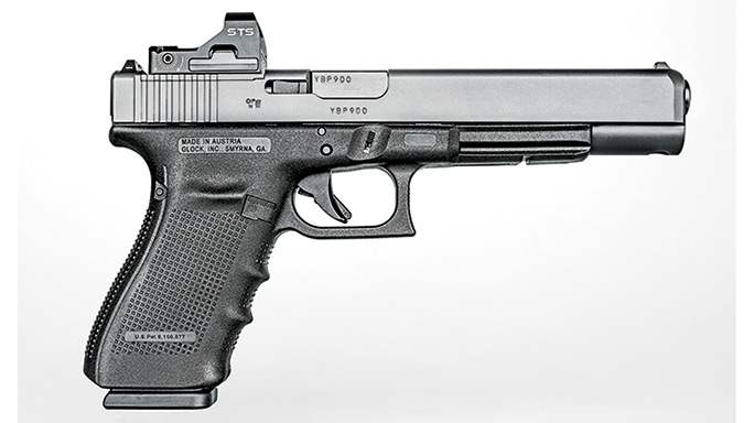 SWSO 15 Long-Slide Glock 40 Gen4 In MOS Configuration
