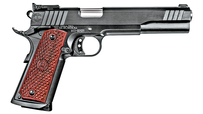 SWSO 15 Long-Slide MAC 1911 Bullseye