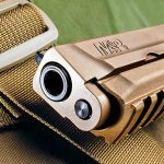 Smith & Wesson M&P9 VTAC Handgun barrel
