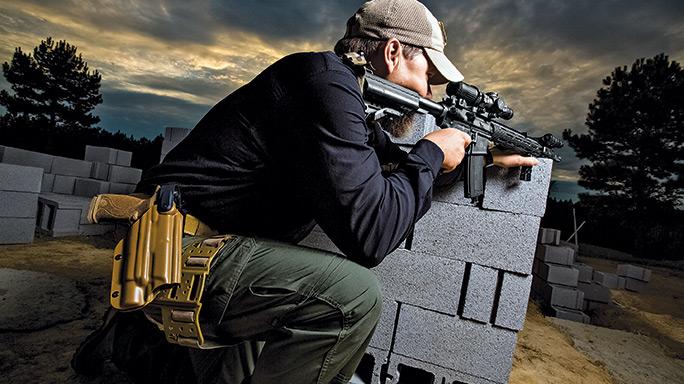 Smith & Wesson M&P9 VTAC Handgun field