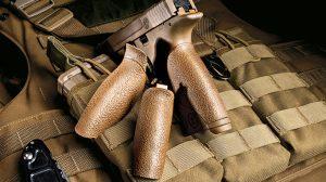 Smith & Wesson M&P9 VTAC Handgun grips