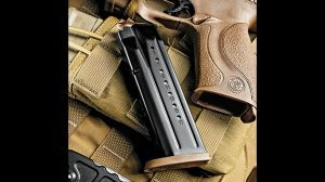 Smith & Wesson M&P9 VTAC Handgun magazine