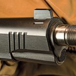 Remington R1 Enhanced Threaded Barrel barrel