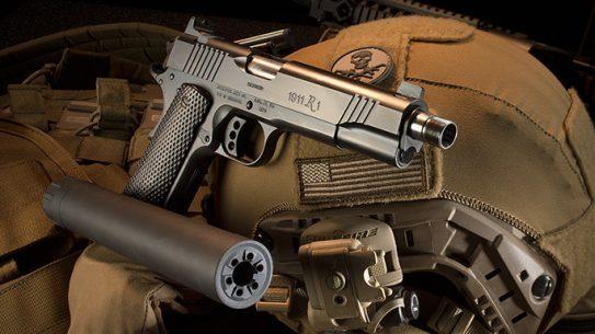 Remington R1 Enhanced Threaded Barrel lead