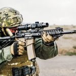 SWSO 2015 Wilson Combat Recon SR Tactical field