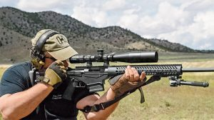 SWSO 15 Ruger Precision Rifle action