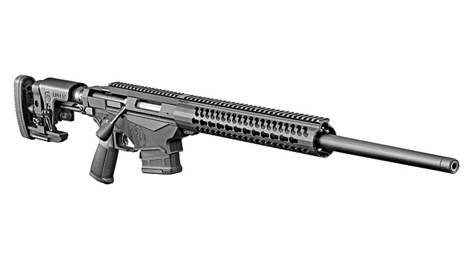 SWSO 15 Ruger Precision Rifle lead