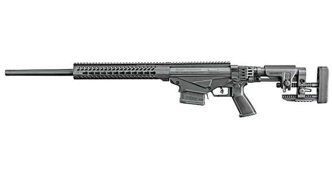 SWSO 15 Ruger Precision Rifle left