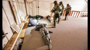 Pleasant Valley State Prison CDCR drill