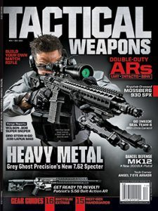 Tactical Weapons November/December 2015 Cover