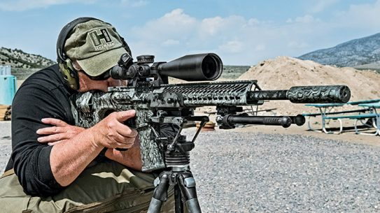 Custom 6.5 Creedmoor Tactical Weapons action