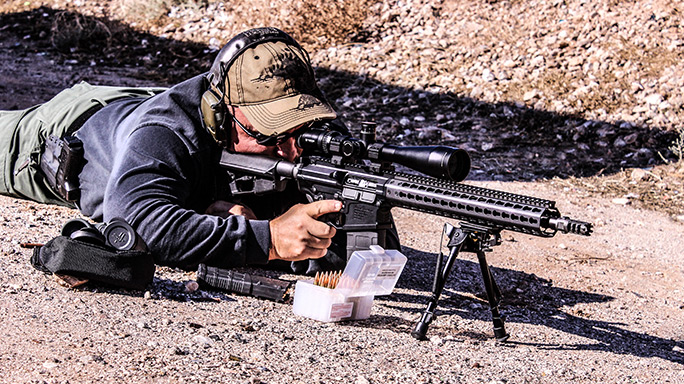 Gun Review: Grey Ghost's Specter Heavy Rifle
