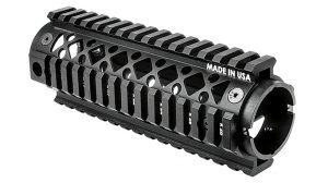Tactical Weapons 2015 BlackHawk Quad-Rails