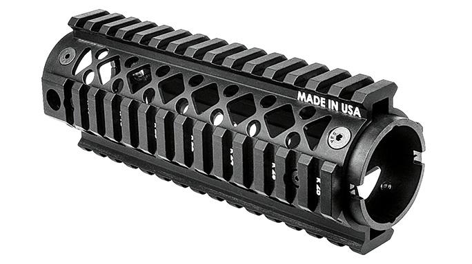Tactical Weapons 2015 BlackHawk Quad-Rails