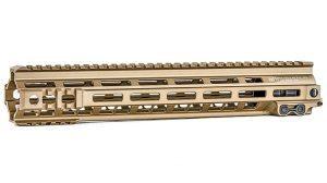 Tactical Weapons 2015 Geissele MK4 M-LOK Super Modular Rail