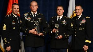 2015 Best Warrior Competition Award Winners