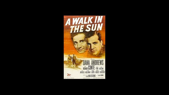 A WALK IN THE SUN