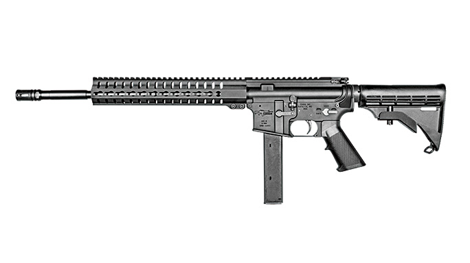 9mm Carbines CMMG Mk9 T