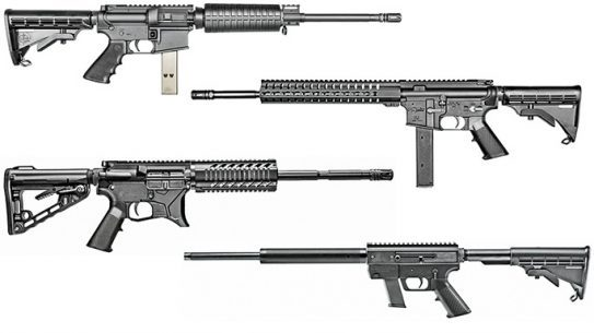 Pistol-Caliber ARs: 4 Exceptional 9mm Carbines