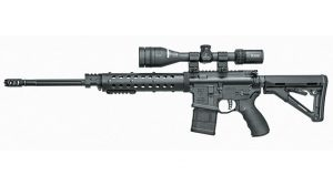 Alexander Arms 6.5 Grendel rifle 2015