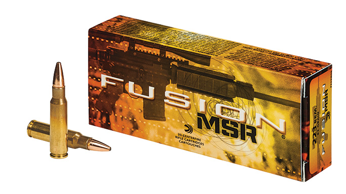 Federal Premium Fusion MSR