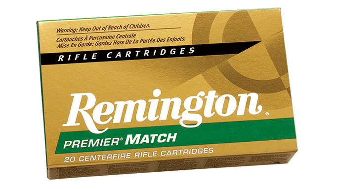 Remington 115-grain 6.8 SPC MatchKing
